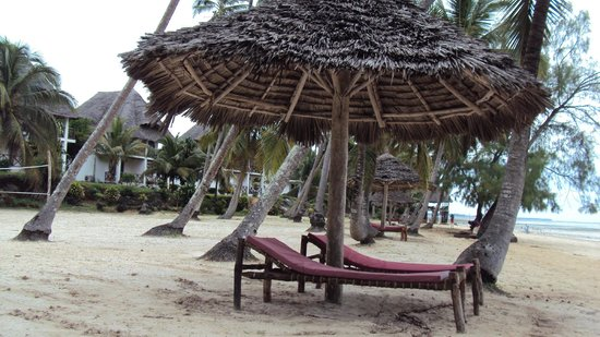 Chwaka Bay Resort : The Beach