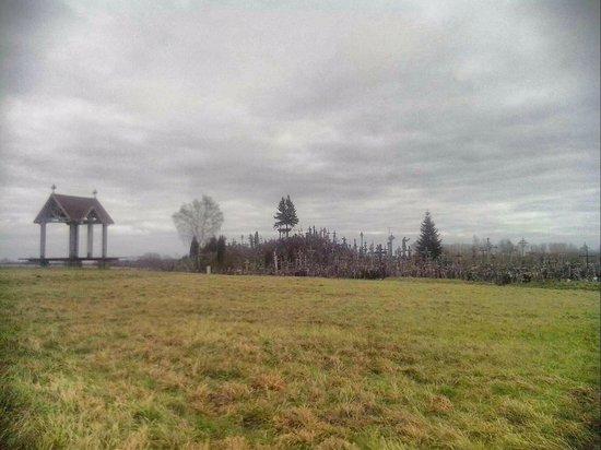 Colline des Croix : Hill of crosses