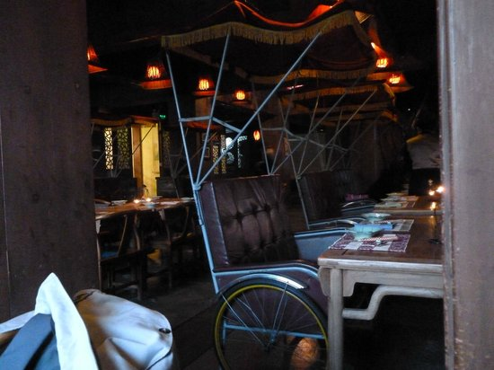Nuage : Le restaurant
