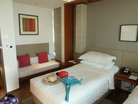 Hyatt Amritsar : Room 1