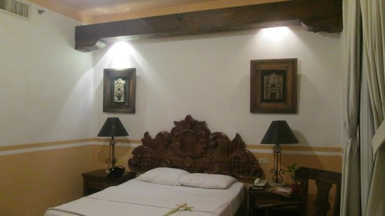 La Mision de Fray Diego : Beautiful room