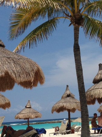 Club Med Cancun Yucatan : The beach
