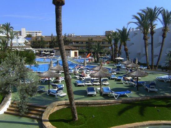Aparthotel Playas Ca's Saboners: Room view