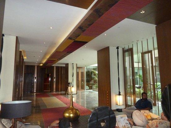 Hyatt Amritsar: Lobby