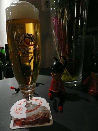 Gasthaus Ambringer Bad : Ambringer Bad Rothaus Bier