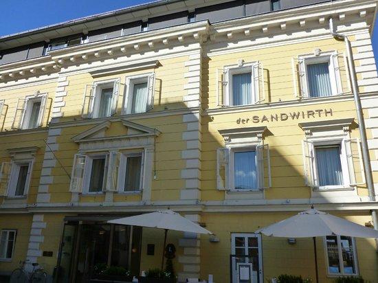 Hotel Sandwirth: Hotel Sandwirt Klagenfurt