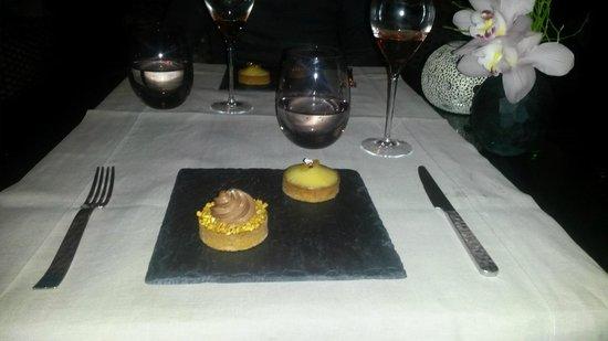 LE KELLER : Dessert