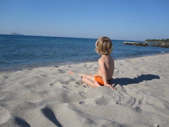 Atlantica Porto Bello Beach: La spiaggia