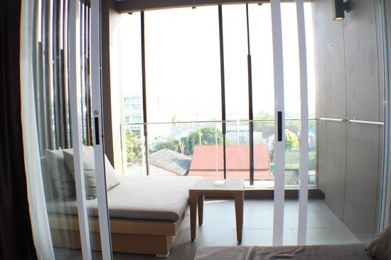 G Hua Hin Resort & Mall: The balcony