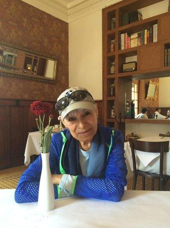 Don Toribio: Mother love it!