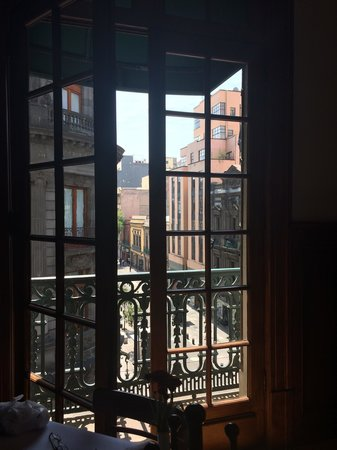Don Toribio: Views!