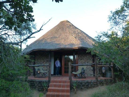 Schotia Safaris Private Game Reserve: Springbuck Lodge