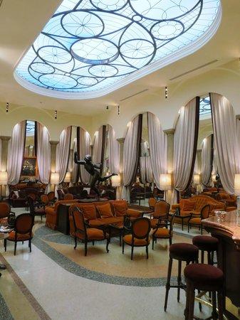 Grand Hotel et de Milan : Bar Arts Déco