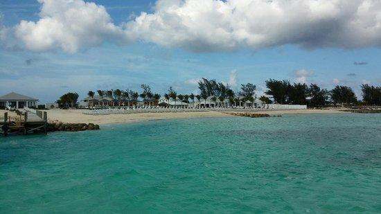 Balmoral Island Beach Package