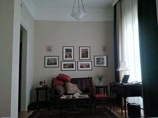 Grand Hotel et de Milan : Chambre 319
