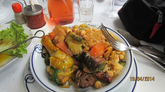 Bonne table photo de le djerba viry ch tillon tripadvisor - Buffalo grill sainte genevieve des bois ...