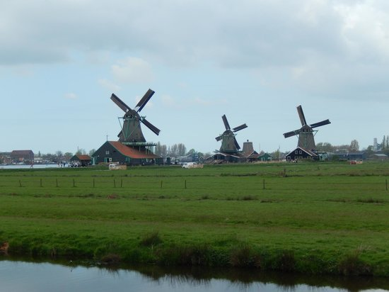Holland Personal Tour Guide : Windmill Park