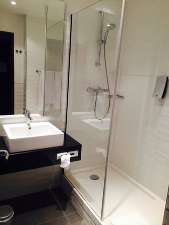 Holiday Inn Lille Ouest Englos : Bathroom