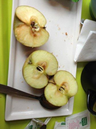 Ibis Styles Dijon Central: Pommes du petit-déj....
