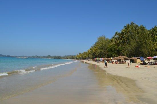 Royal Beach Motel : Пляж