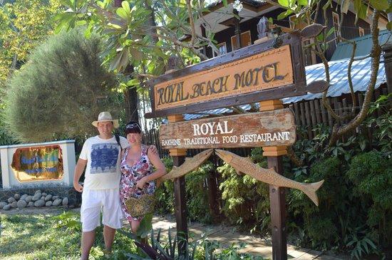 Royal Beach Motel : Отель