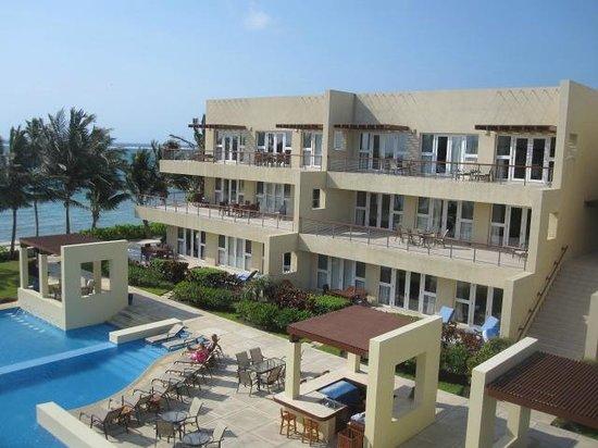 The Phoenix Resort: Third Floor View