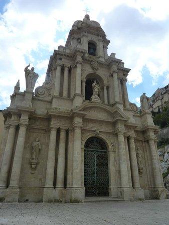 Scicli : Piazza S. Bartolomeo