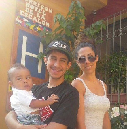 Morrison Hotel de la Escalon: Our last day in El Salvador