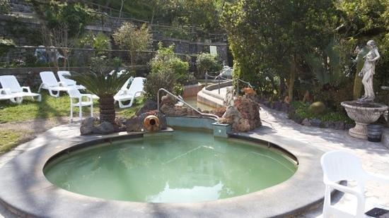 Hotel Giardino delle Ninfe e La Fenice : ecco una delle piscine esterne