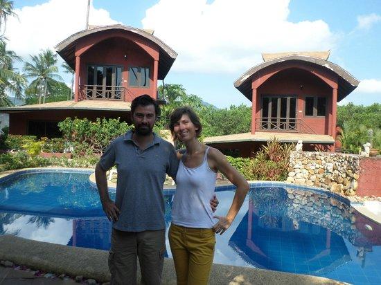 Wazzah Resort: Léonard et Laura les nouveaux propriétaire de ce lieu magique