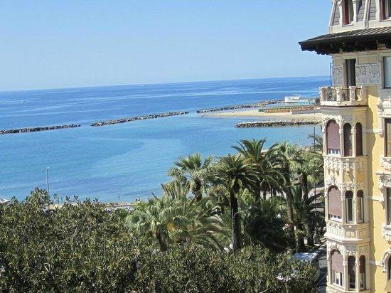 Hotel de Paris Sanremo : panorama