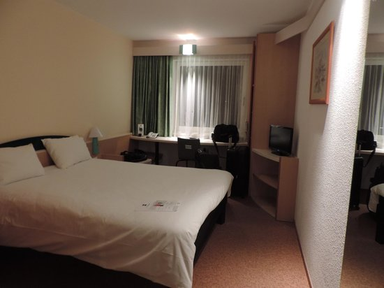 ibis Frankfurt City Messe: Quarto
