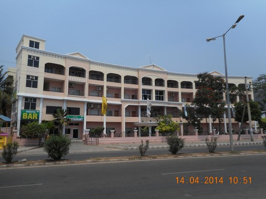 Haritha Hotel, Vizag: Hotel Haritha Vizag