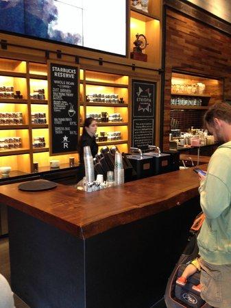 Starbucks - Downtown Disney Store