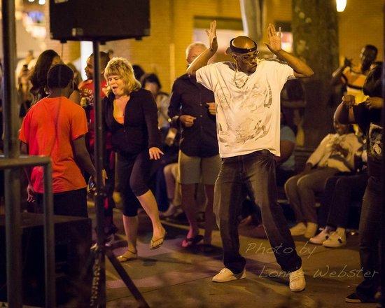 Sleep Inn at Court Square : Beale Street Fun