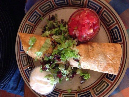 Cantina : Burrito