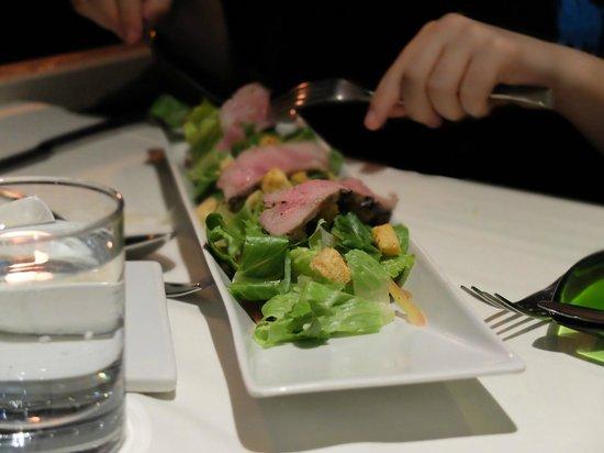 The Edge Restaurant Bar & Sushi : Duck starter
