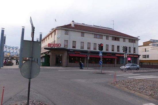 """Rosso Imatra: Ресторан """"Rosso"""" в Иматре."""
