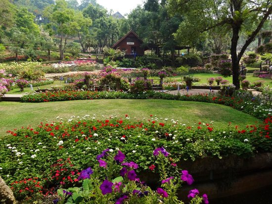 Doi Tung Royal Villa: Beautiful Gardens
