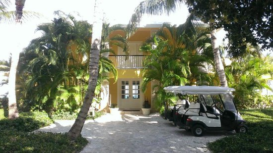 Tortuga Bay Hotel Puntacana Resort & Club : Private Villa at Tortuga Bay
