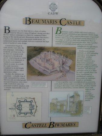 Beaumaris Castle: le château
