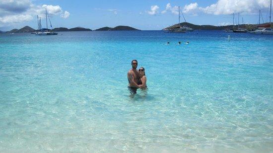 Virgin Islands Ecotours: Honeymoon Beach St. John