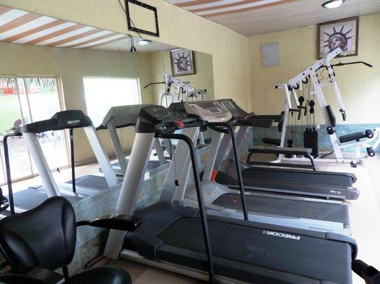 De Renaissance Hotel: Hotels Gym