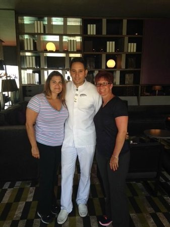 Paradisus Palma Real Golf & Spa Resort: Best butler ever!