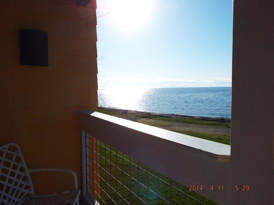 Semiahmoo Resort: Balcony