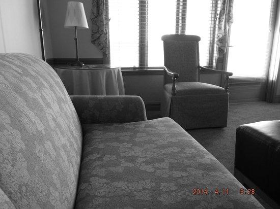 Semiahmoo Resort: rooms need a refresh