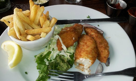 Fish Hopper: Fish and Chips