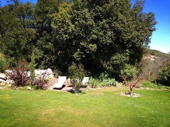 La Bastide Dou Pastre : Il giardino
