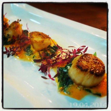 Can Oba Restaurant : Okyanus taragi