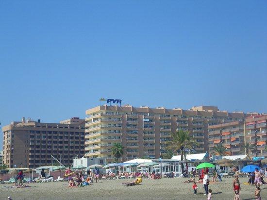Hotel Apartamentos Pyr Fuengirola : PYR